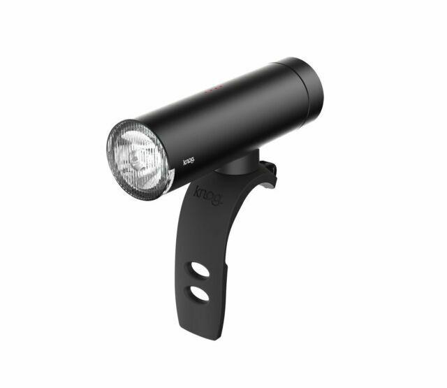 Knog PWR Commuter 450L Bicycle Headlight Black