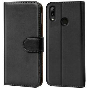 Handy-Huelle-Huawei-P-Smart-2019-Cover-Schutz-Tasche-Slim-Flip-Case-Bookcase