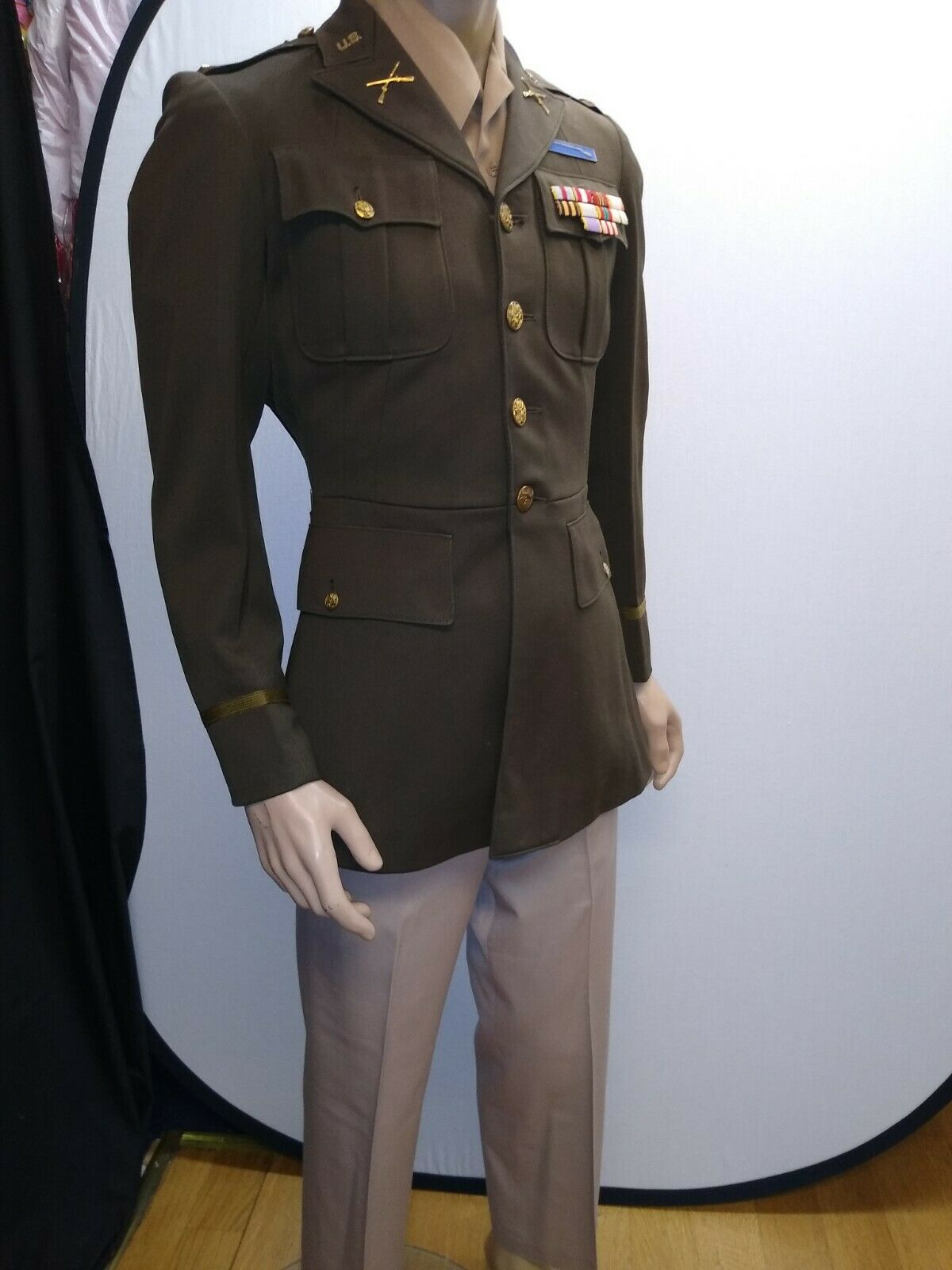 USA Uniform Goodwood revival