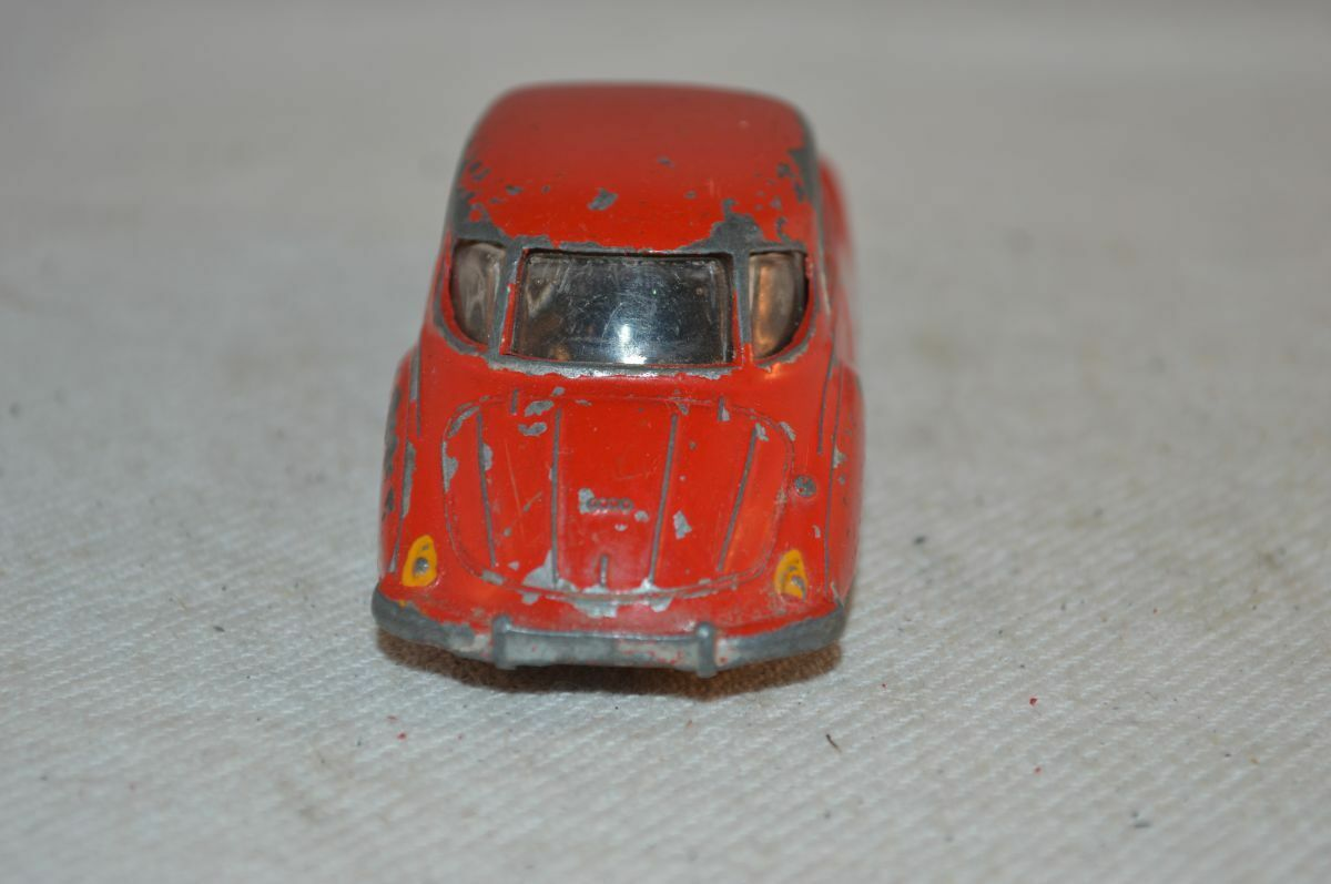 Lion Car  DKW Red in good good good plus original condition made in Holland 2e type 9e50ec