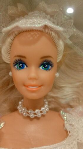 DREAM BRIDE BARBIE. MATTEL1623 MIB NRFB. 1991 VINTAGE