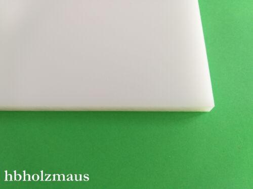 HD Platte Natur PE Kostenfreier Wunschzuschnitt 6 mm 35,99€//m²