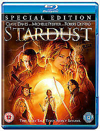 1 of 1 - Stardust (Blu-ray, 2010)