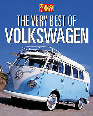 1 of 1 - The Very Best of Volkswagen, Legate, Trevor Hardback Book The Cheap Fast Free