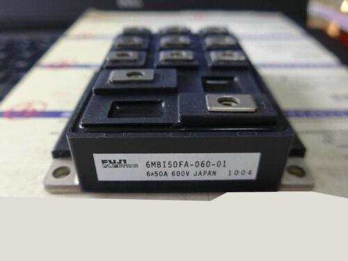 1PCS 6MBI50FA-060-01 6MBI50FA060-01 FUJI MODULE