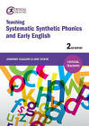 Teaching Systematic Synthetic Phonics and Early English by Jane Stokoe, Jonathan Glazzard (Paperback, 2017)