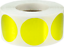 Circle-Dot-Stickers-1-Inch-Round-500-Labels-on-a-Roll-55-Color-Choices miniature 52