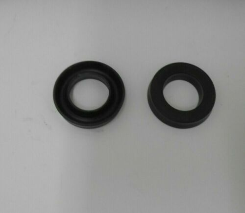 2 SEAL SEALING CUPS FOR BOAT LEVELER TRIM TAB HYDRAULIC CYLINDER LOT OF