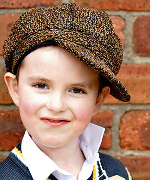 WW2-BLITZ-1940's wartime BOYS dressing up Cap-Hat t 1 size fits all