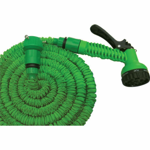 EXPANDABLE-FLEXIBLE-GARDEN-HOSE-PIPE-EXPANDING-FITTINGS-SPRAY-GUN