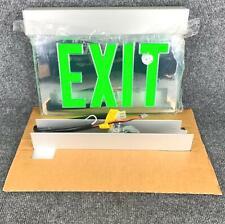 Lithonia Lighting Lrp 1gmr 120277 Pnl Led Edge Lit Emergency Exit Panel