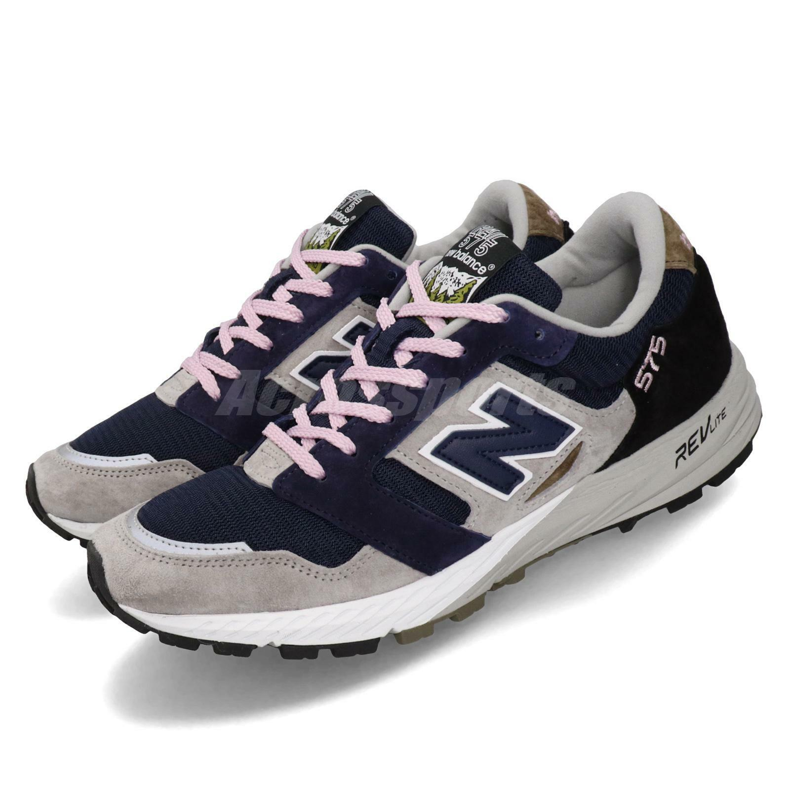 New Balance MTL575 D Made In  UK Grey Navy Suede Men Trail Running shoes MTL575NLD  world famous sale online