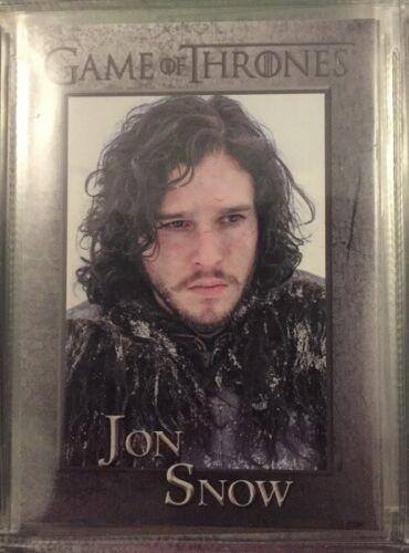 GAME OF THRONES SEASON 3 CARD #41 JON SNOW