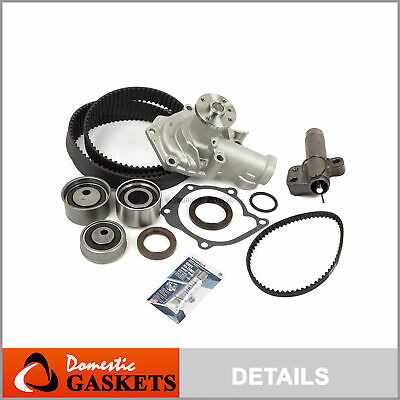 Timing Belt Kit compatible with Eclipse 99-05 Engine Code 4G64 SOHC