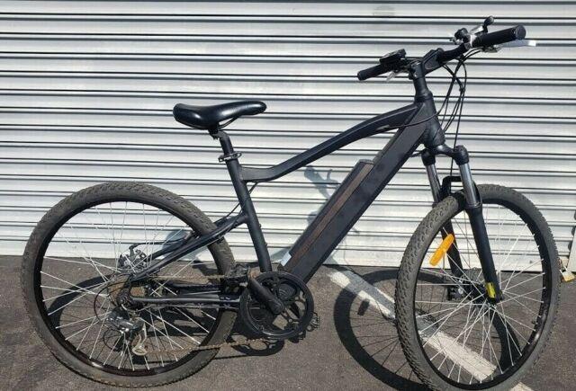 26 500w 36v Black Electric Mountain Bicycle E Bike
