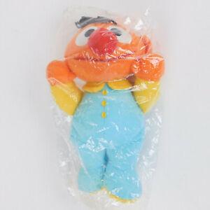 Ernie-Beddy-Bye-Doll-Sesame-Street-Plush-Playskool-Vintage-1980-039-s