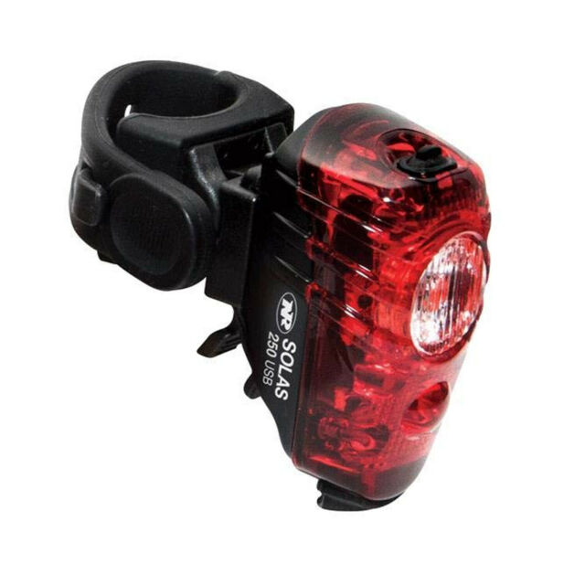 New NiteRider Solas 100 Rechargeable Taillight