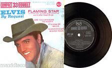 """7"""" EP - Elvis Presley With The Jordanaires - Elvis By Request (ORIG. SPAIN EDIT)"""