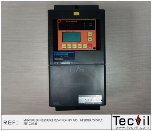 Drive of frequency REGATRON RVF G7S SPS PLC Inverter