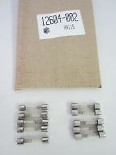 BUSS MDL FUSE SLOW-BLOW 1/16A (0.25 X 1.25, 250V) 12604-002 (10 pack)