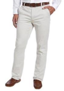 Used Men/'s Kirkland Signature Standard Fit Straight Leg Chino Pants