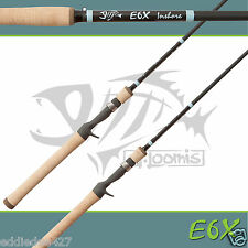 "G Loomis E6X Inshore Casting Rod E6X 842C MF 7'0"" Medium Light 1pc"