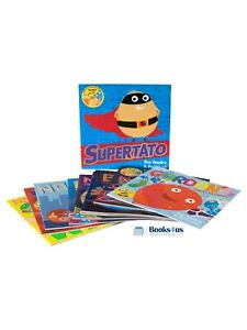 Sue-Hendra-Supertato-and-Other-Stories-Childrens-Collection-10-Books-Set