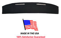 1977-1979 Chevy Nova Dash Cover Black Carpet Ch34-5 Made In The Usa