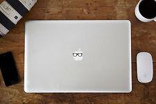 """Occhiali Decalcomania adesivo per Apple MacBook Air / Pro notebook 11 """" 12"""" 13 """" 15"""""""