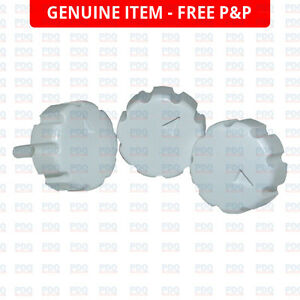 FREE P&P 50-60 & 60-100  Pack Of 3 Control Knobs 39808790 Ferroli Sigma 30-40