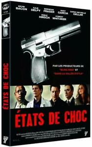 Etats-de-choc-DVD-NEUF-SOUS-BLISTER-Kevin-Bacon-Julie-Delpy-Brendan-Fraser