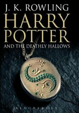 Harry Potter and the Deathly Hallows by J. K. Rowling (Hardcover, Deluxe)