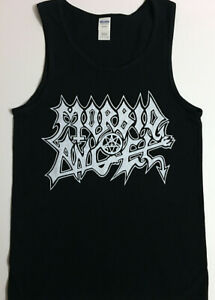 MORBID ANGEL Tank Top shirt BLACK DEATH METAL BOLT THROWER IMMOLATION MAYHEM S-X