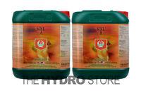 House & Garden Soil A & B Set 5 Liter - Nutrient Hydroponics