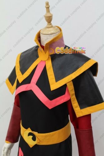 Avatar The Last Airbender Azula Cosplay Costume with cover boots CS