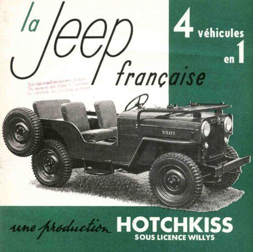 Kardan Welle U Joint JEEP französischer Produktion Kreuzgelenk Hotchkiss M201