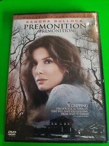 Premonition-DVD-2007-Widescreen-Bilingual-Free-Shipping-In-Canada
