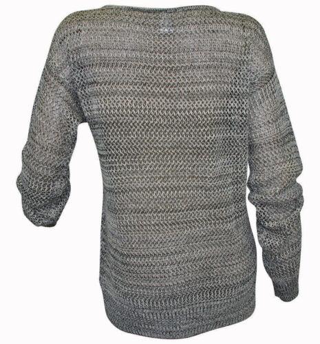 Heine B.C Gr 44//46 schwarz 186975 Neuware Melange Pullover v