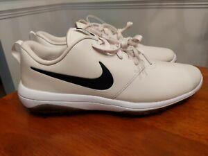 Cúal Juramento Kakadu  Nike roshe G Tour Golf Zapatos Hombre Talla 13 Blanco AR5580-008   eBay