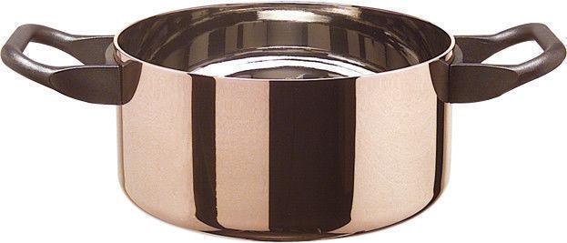 Alessi officina - 90101 24 la... Di Orione Marmite 18 10 S S & cuivre