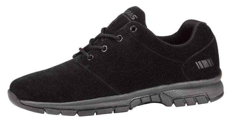 "Boras Fashion Sports Unisex Sneaker ""status"" Black"