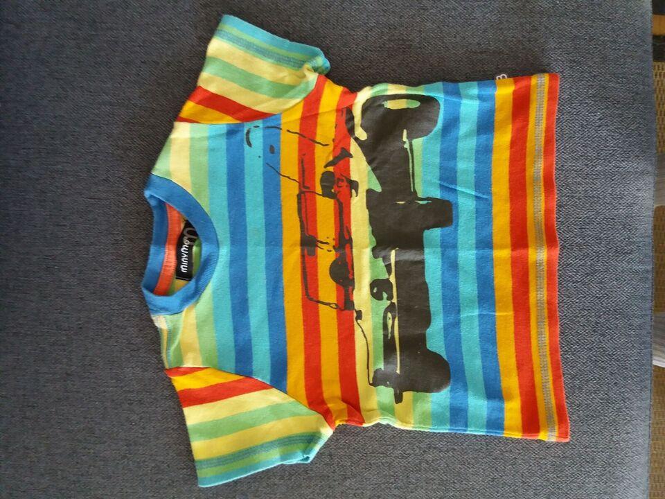 Sæt, Cardigan&T-shirt, Minymo
