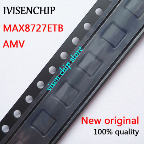 1-10pcs MAX8727ETB MAX8727E MAX8727 AMV QFN-10