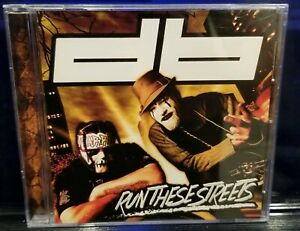 Drive-By-Run-the-Streets-CD-insane-clown-posse-twiztid-blaze-anybody-killa-abk