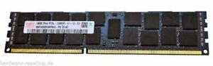 Fujitsu 16GB PC3L 12800R 11 11 E2 D3 DDR3-1600 Reg ECC Server RAM RX300 S6