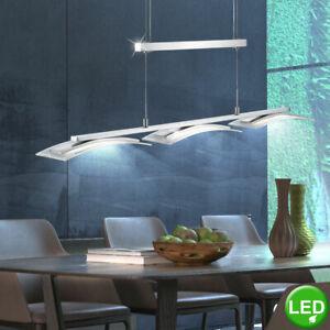 Led Design Decken Pendel Hange Lampe Hohenverstellbar Leuchte Beleuchtung Kuche Ebay