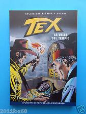 comics tex 95 collezione storica a colori la valle del tempio fumetti repubblica