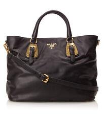 100% Authentic Prada Shopping Tote Bag, Nero  - Tag $2,400