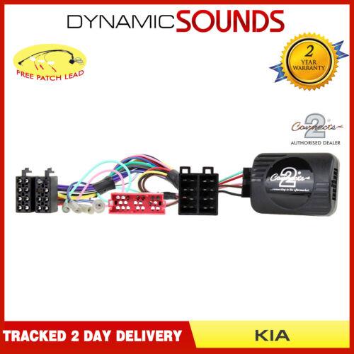 CTSKI002.2 Controles Del Volante Adaptador para Kia Cee/'D 2009-2012