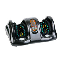 Carepeutic Deluxe Hand-touch Kneading Rolling Shiatsu Foot Leg Calf Massager